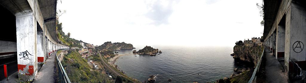 am meer - 180° teilpanorama - taormina 2015 (19)