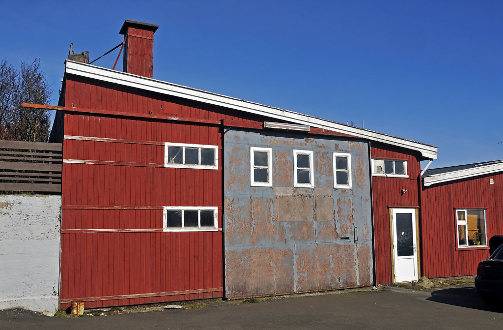 färöer inseln - thorshaven - häuser teil 2