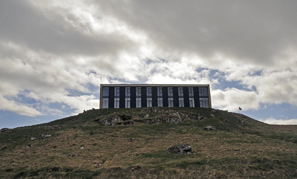 färöer inseln - thorshaven - häuser teil 11