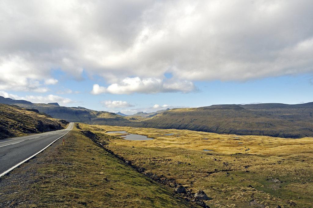 färöer inseln - auf streymoy - utmark teil 3