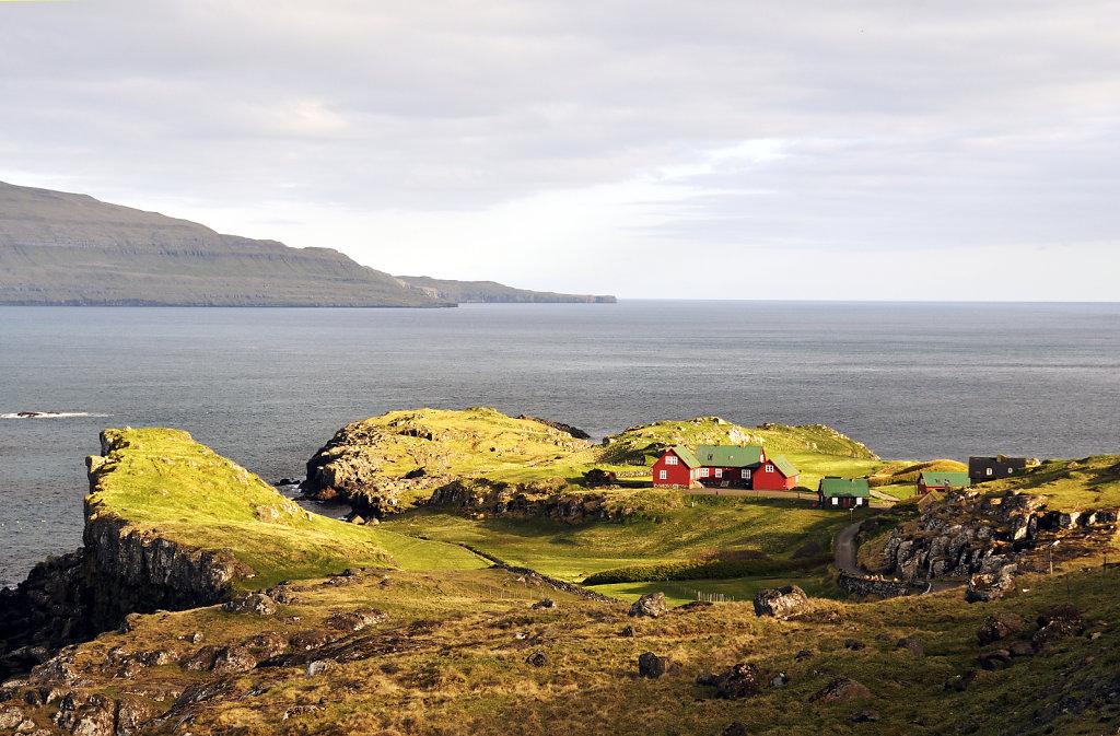 färöer inseln - thorshaven - hoyvik teil 3