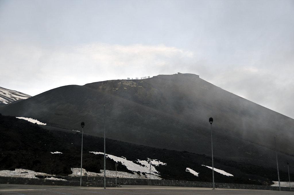 monti silvestri - teil 2 - rifugio sapienza - etna sud - 2015 (1