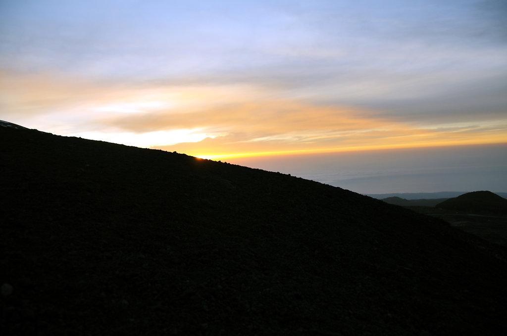 sonnenaufgang am rifugio sapienza - teil 2 - etna sud - 2015 (04