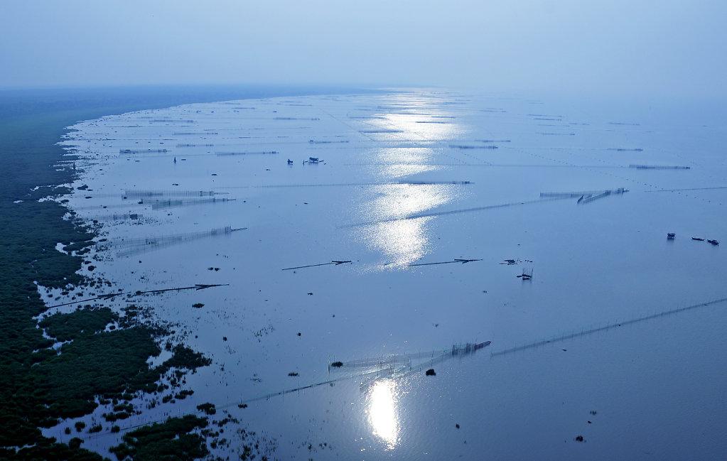 Kambodscha - Flug über Siem Reap (22)