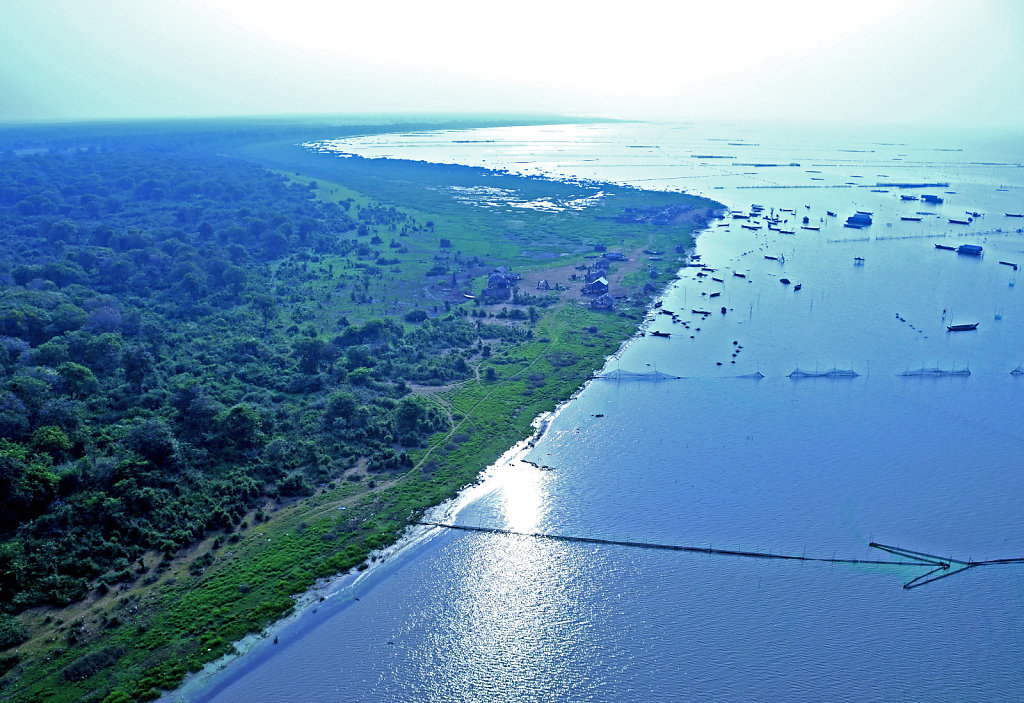 Kambodscha - Flug über Siem Reap (24)