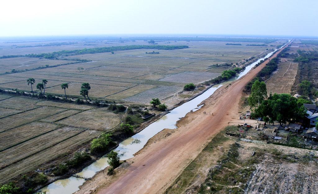 Kambodscha - Flug über Siem Reap (40)