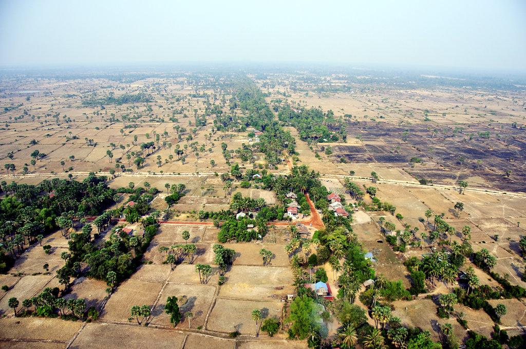 Kambodscha - Flug über Siem Reap (57)