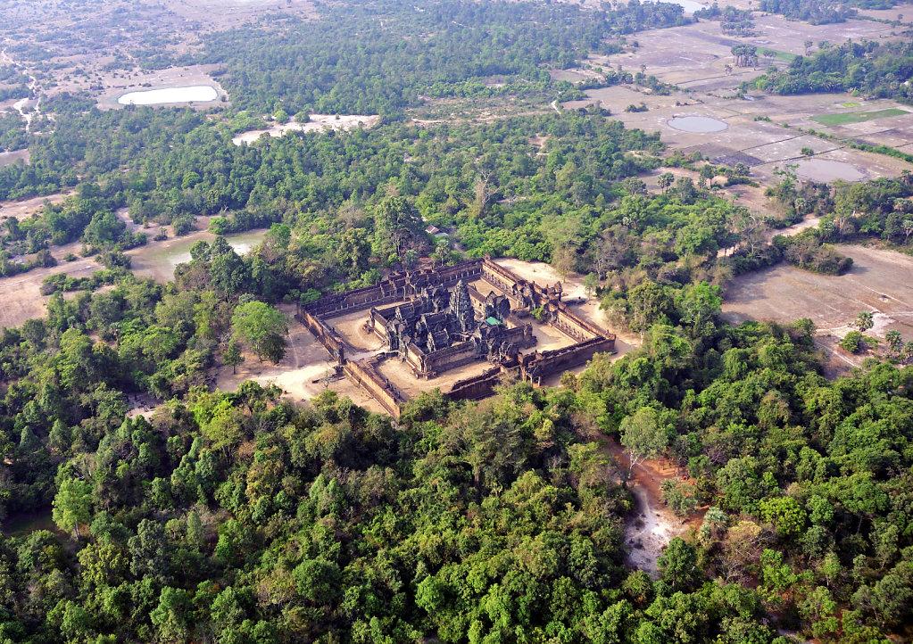 Kambodscha - Flug über Siem Reap (61)
