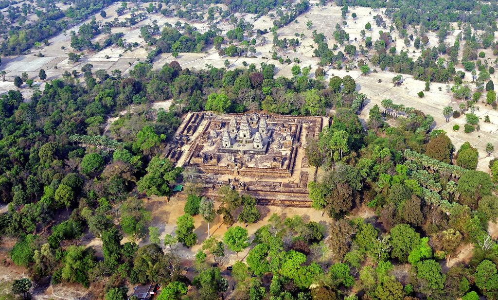 Kambodscha - Flug über Siem Reap (64)