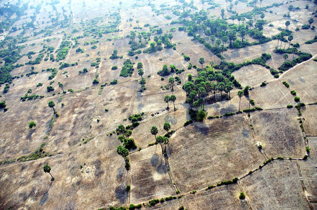 Kambodscha - Flug über Siem Reap (72)
