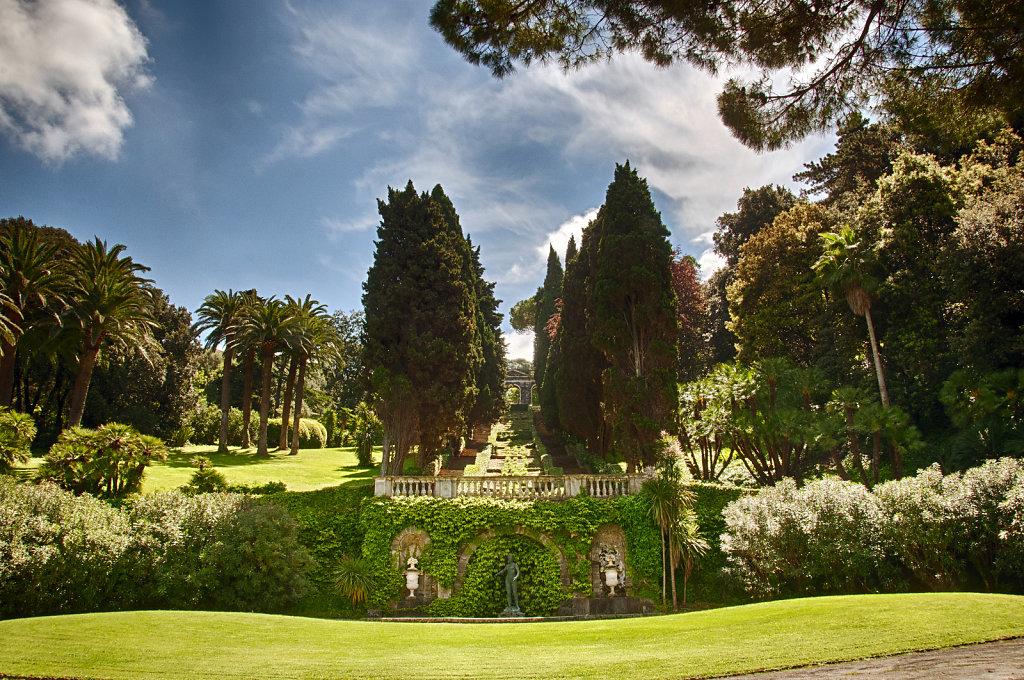 cinque terre – levanto - der park