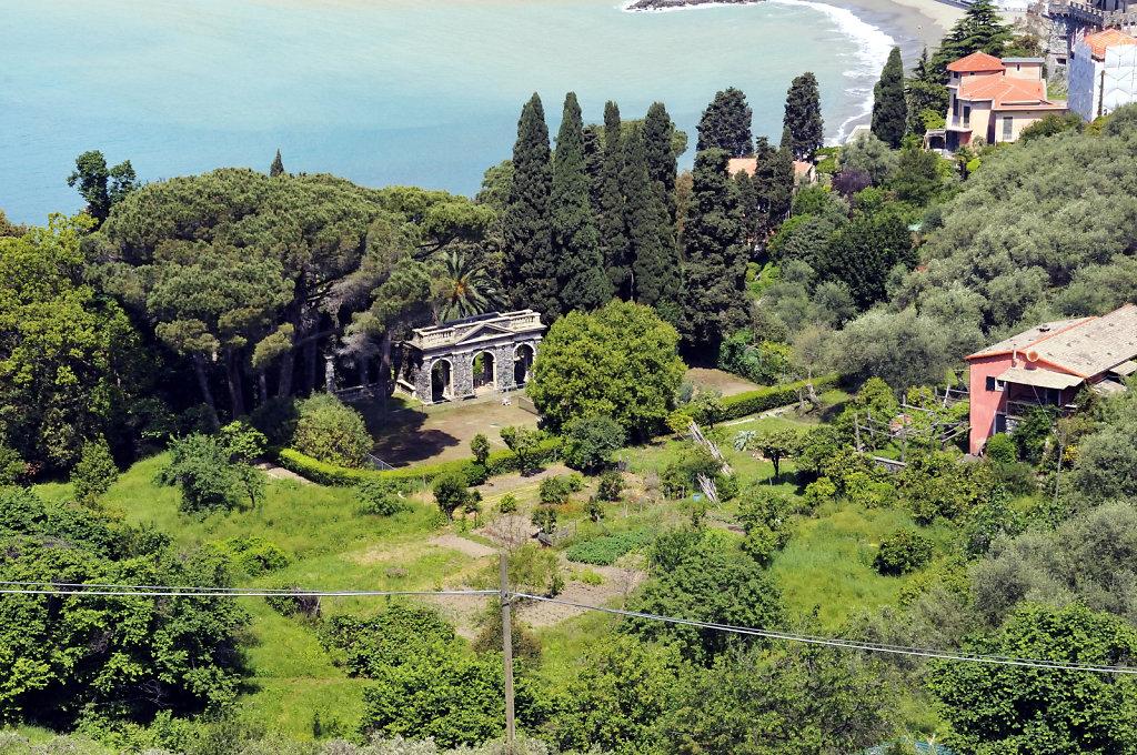 cinque terre – zwischen levanto und monterosso - oberhalb