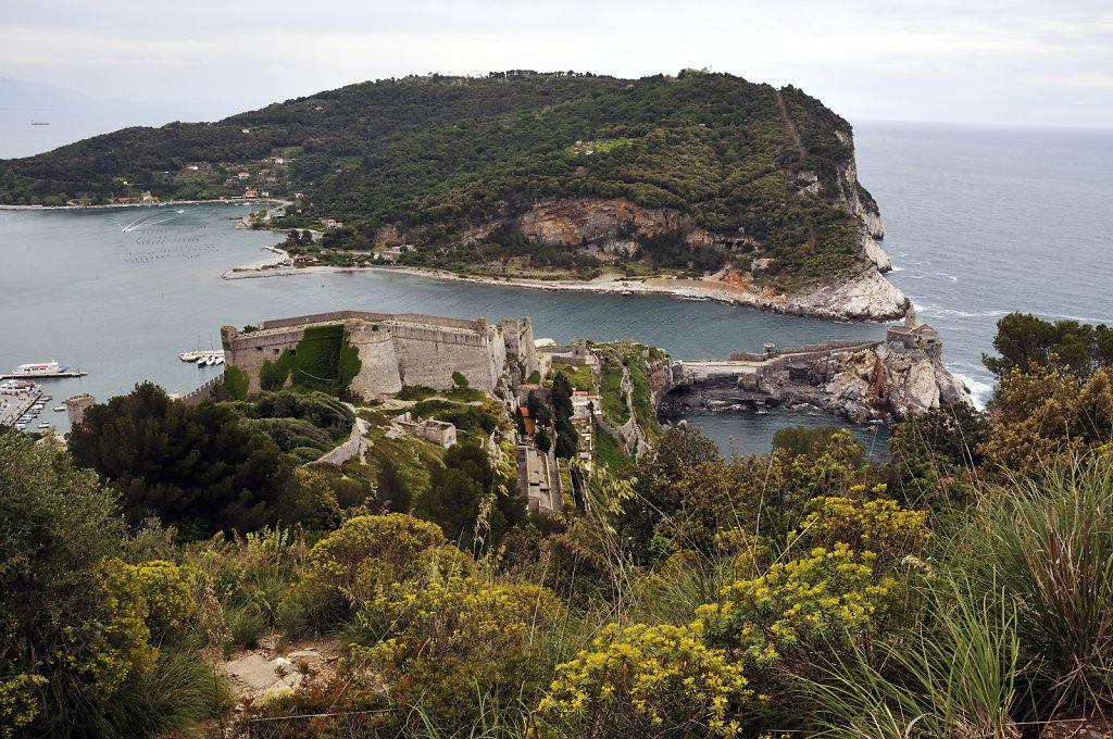 cinque terre - zwischen riomaggiore und porto venere – der abs