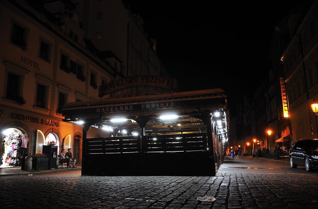 tschechien - prag - night shots - altstadt 2
