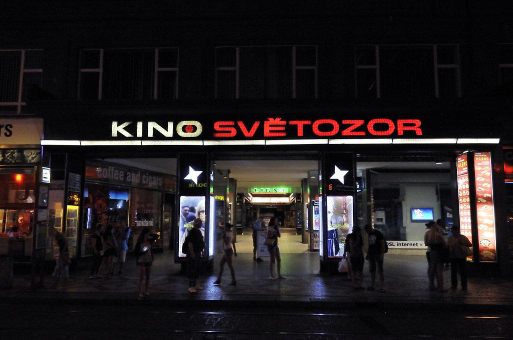 tschechien - prag - night shots -  svetozor teil 3