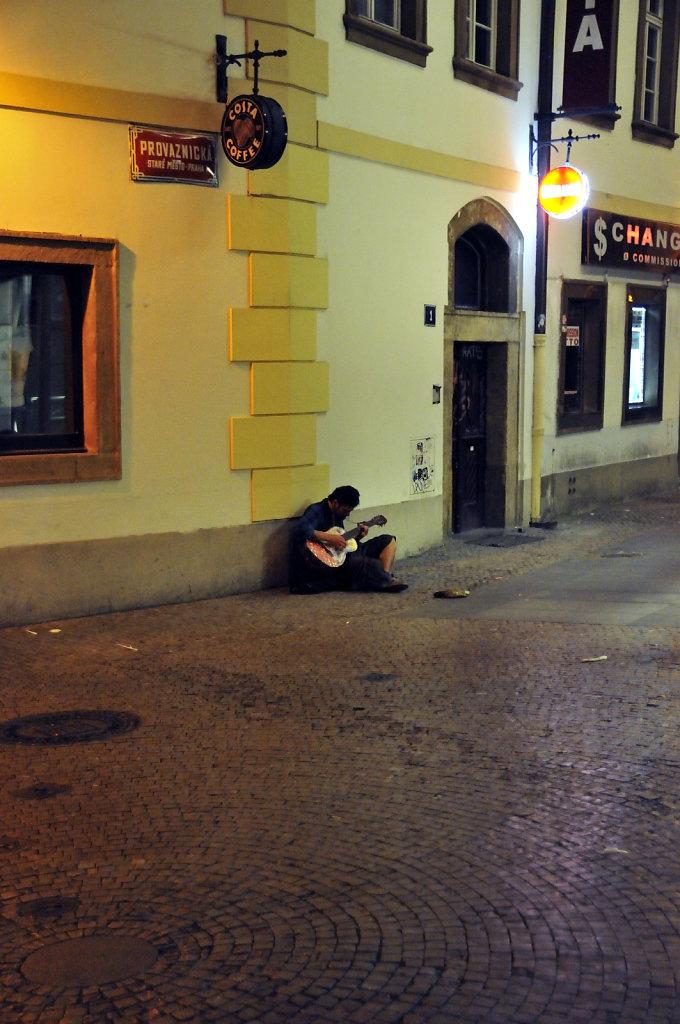 tschechien - prag - night shots -  in der altstadt teil 3