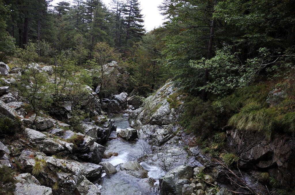 korsika – col de vizzanova - cascades de anglais teil 2