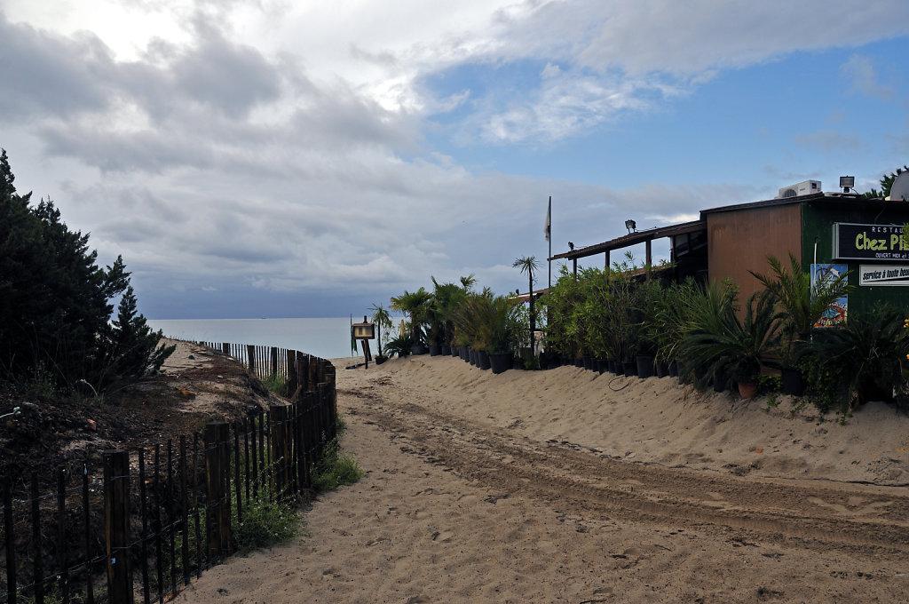 korsika  - plage de  palombaggia -  teil 2