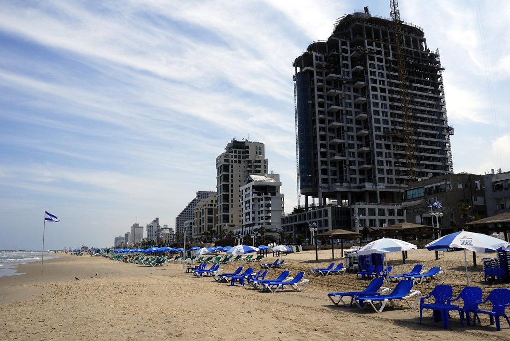 israel – tel aviv - am strand teil 4