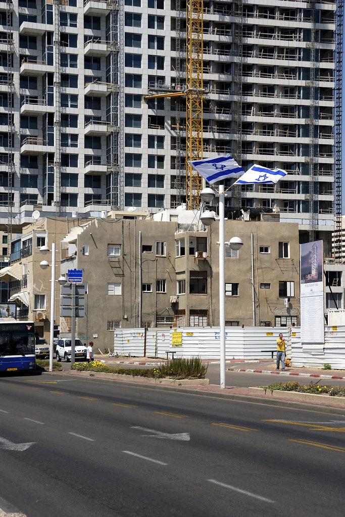 israel – tel aviv - die zukunft