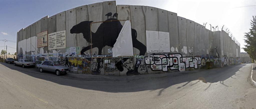 palästina- bethlehem - arangement