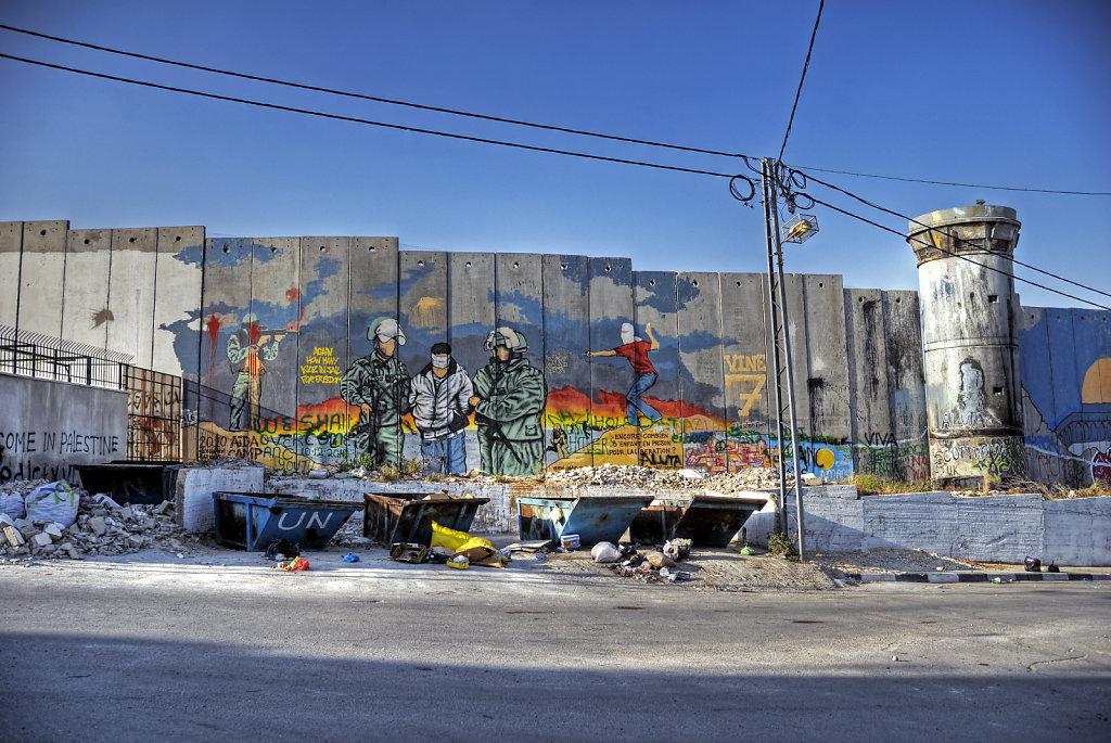 palästina- bethlehem - welcome in palestine