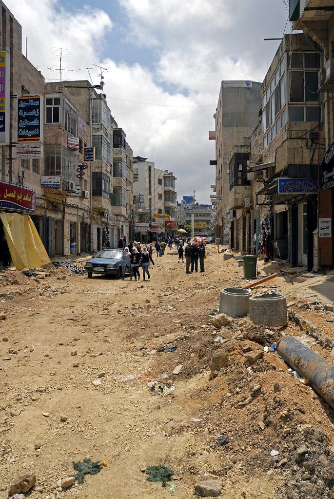 palästina- ramallah - im zentrum