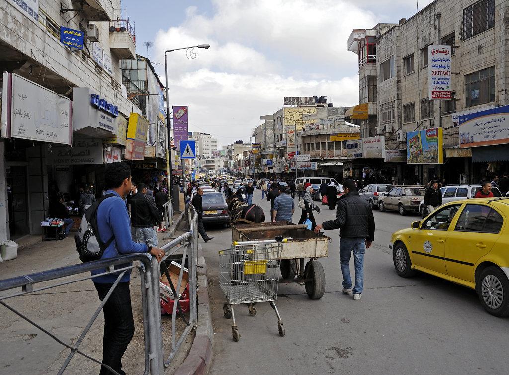 palästina- ramallah - im zentrum teil 3