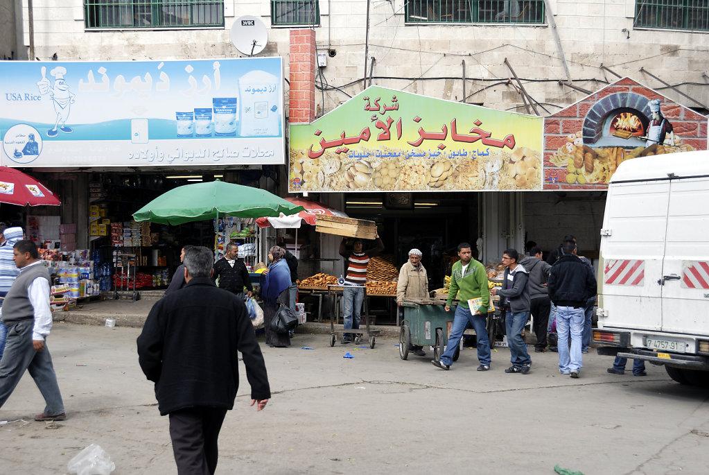 palästina- ramallah -  im zentrum teil 5