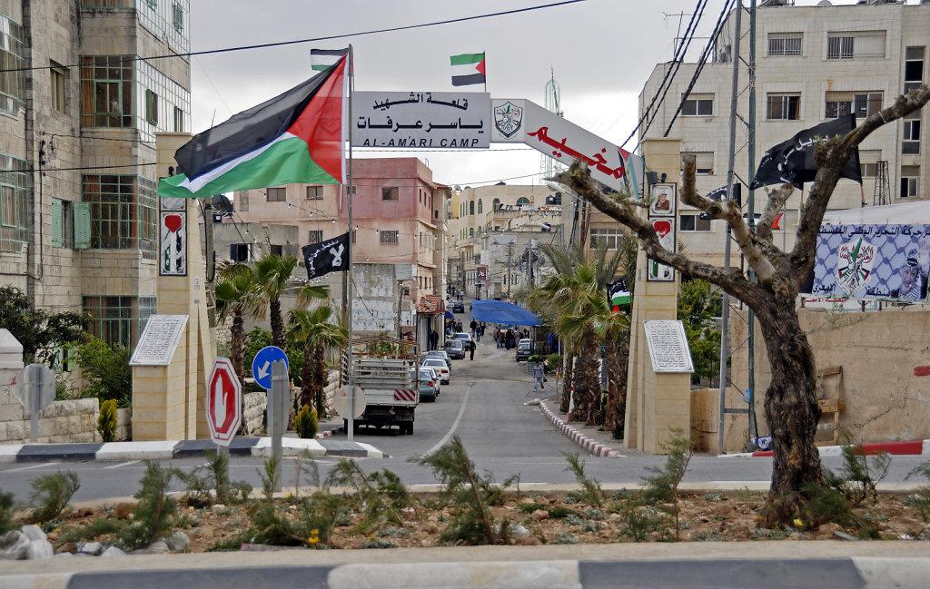palästina- ramallah - al-amari camp teil 2