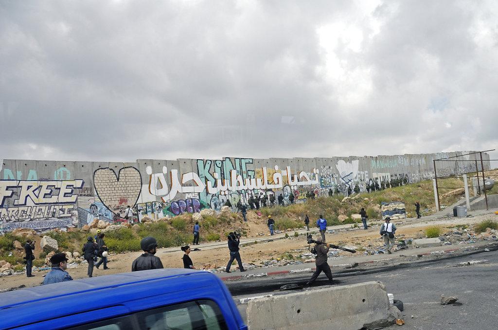 palästina- ramallah - qalandia teil 5