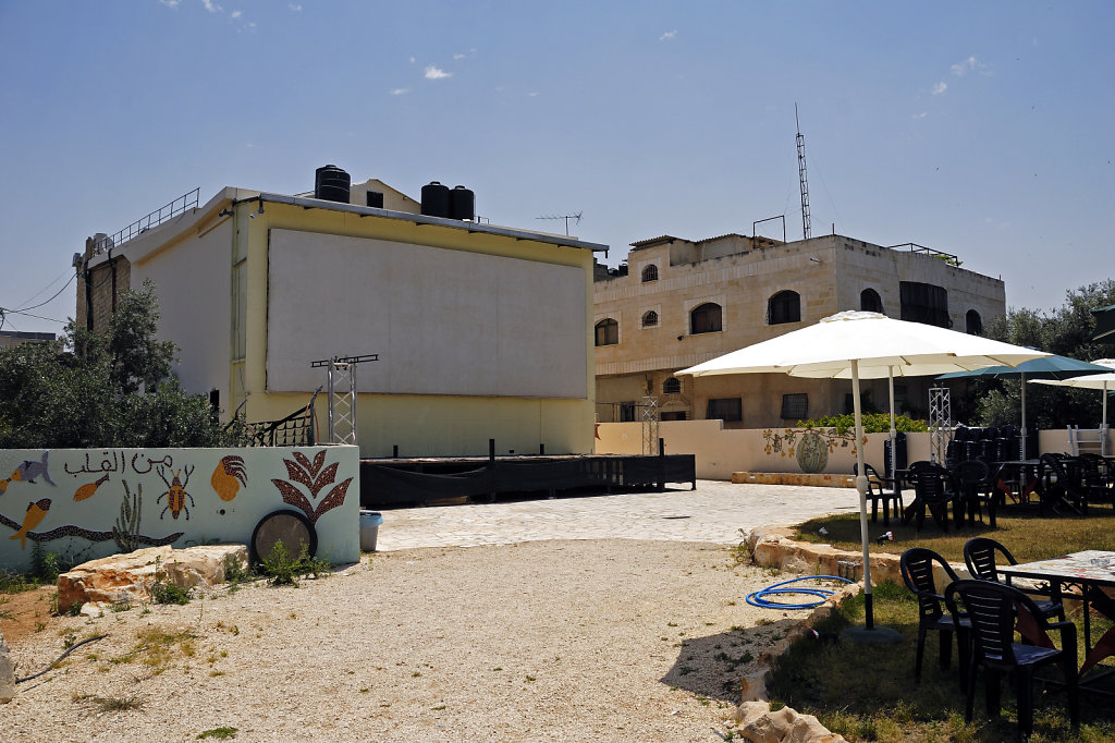palästina- jenin - cinema jenin teil 2