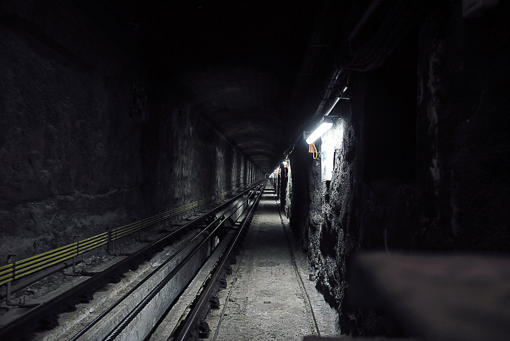 israel – haifa - im tunnel teil 2