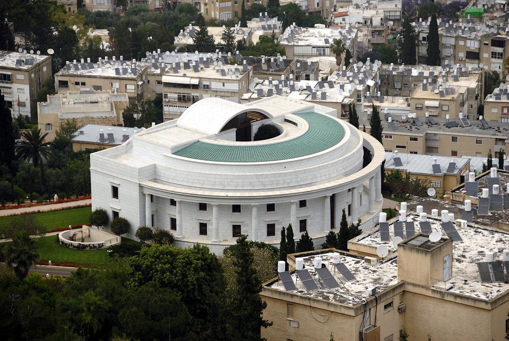 israel – haifa - die gärten der bahai teil 4