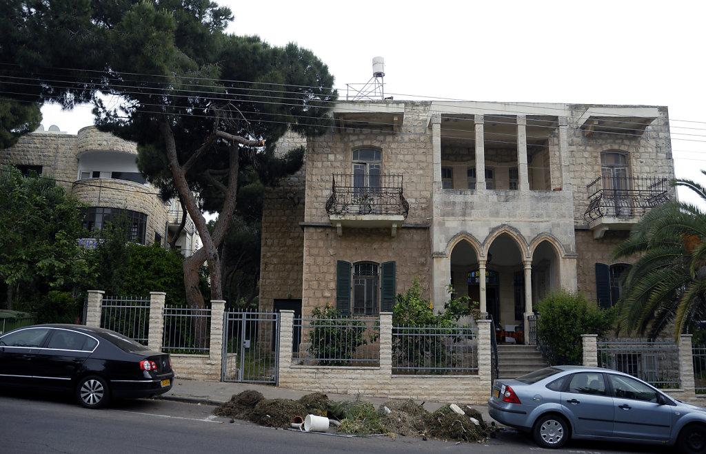 israel – haifa - berg karmel teil 2