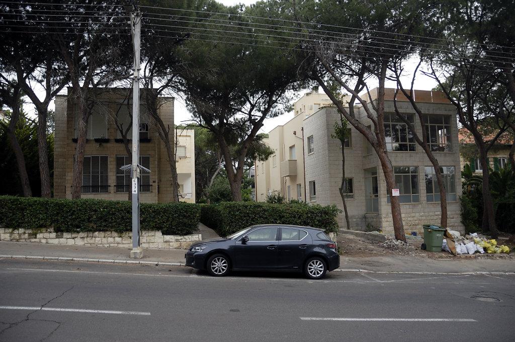 israel – haifa - berg karmel teil 3