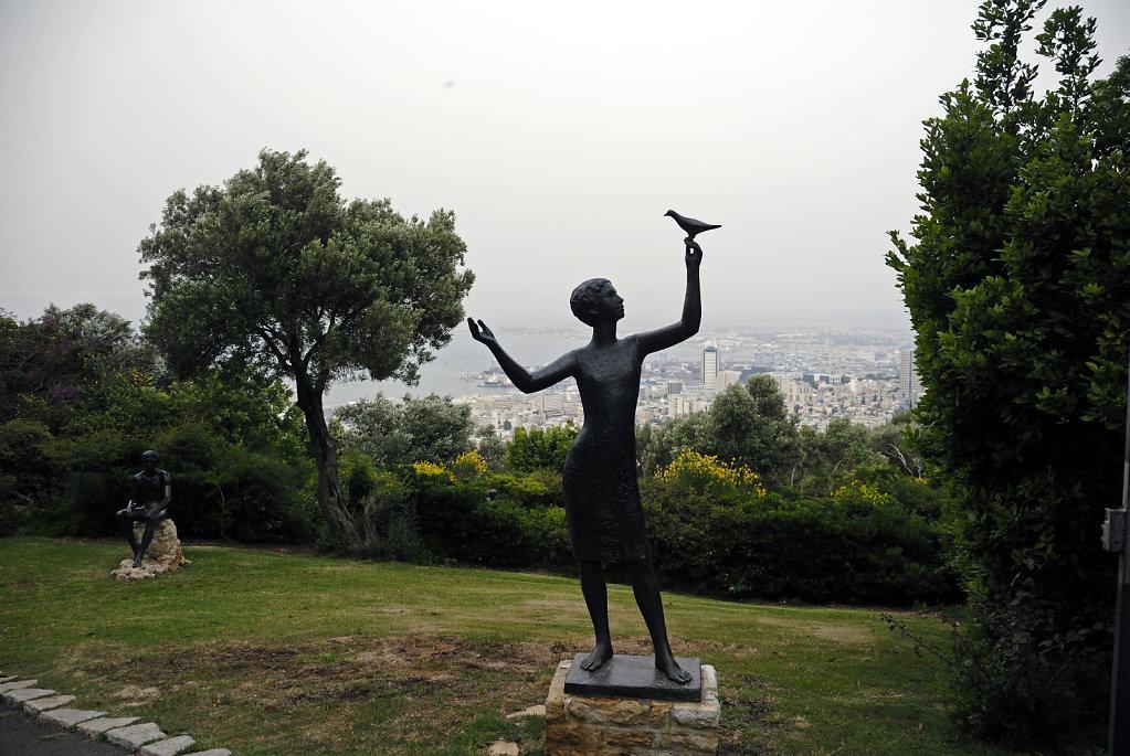 israel – haifa - berg karmel teil 4