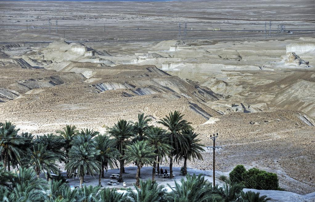 israel- totes meer - masada - künstlich teil 2