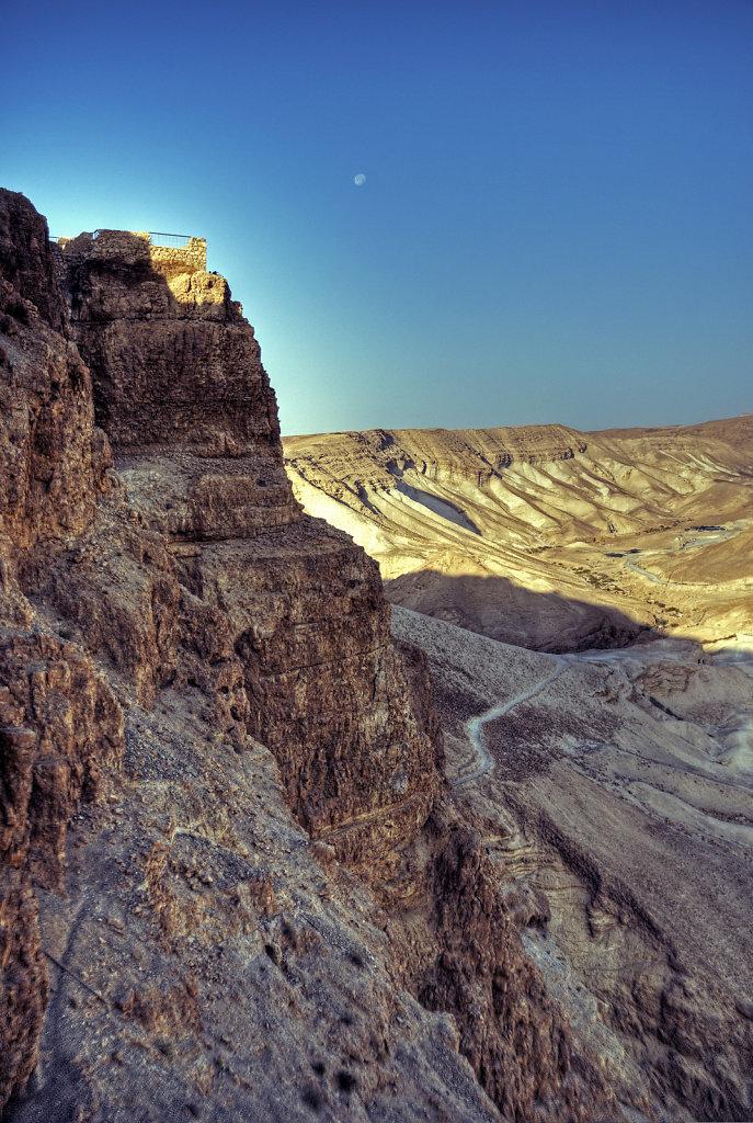 israel- totes meer - masada  – westseite teil 2