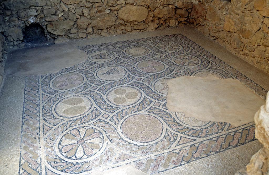 israel- totes meer - masada  – das mosaik