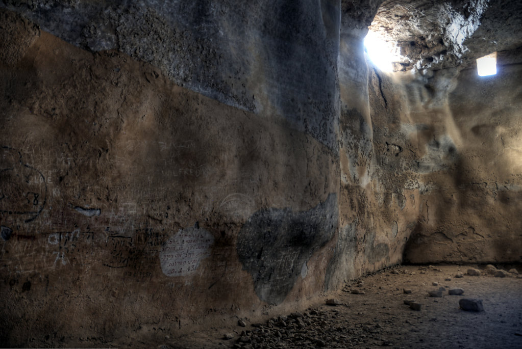 israel- totes meer - masada – die zisterne