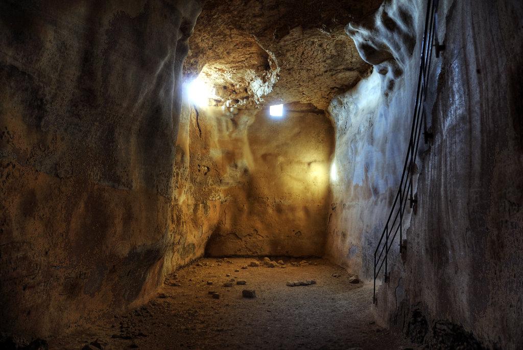israel- totes meer - masada – die zisterne teil 2