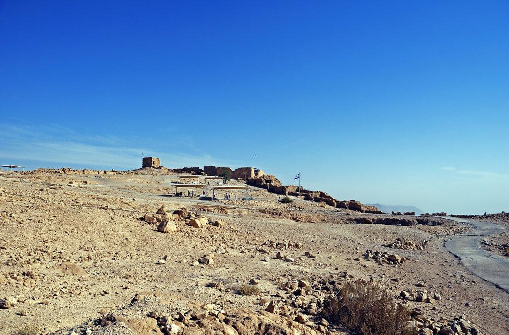 israel- totes meer - masada – auf dem plateau teil 2
