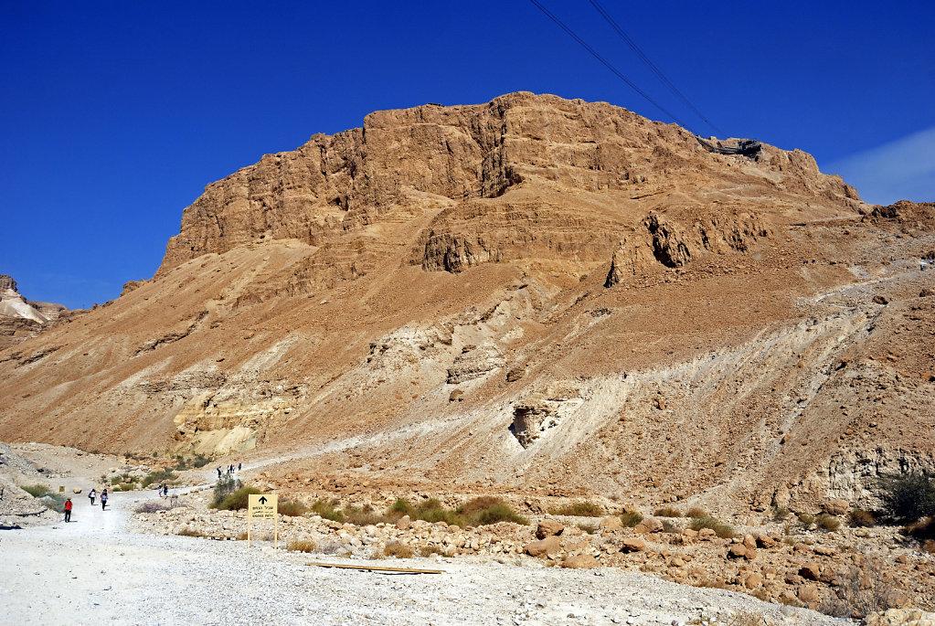 israel- totes meer - masada  teil 2