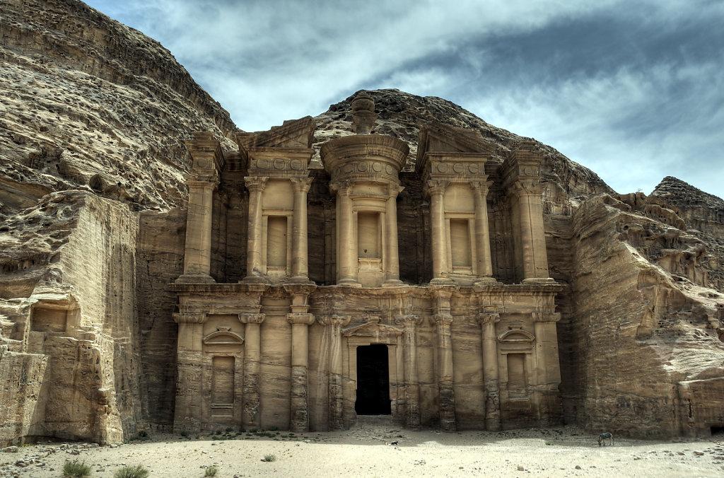jordanien - petra - el-deir teil 4