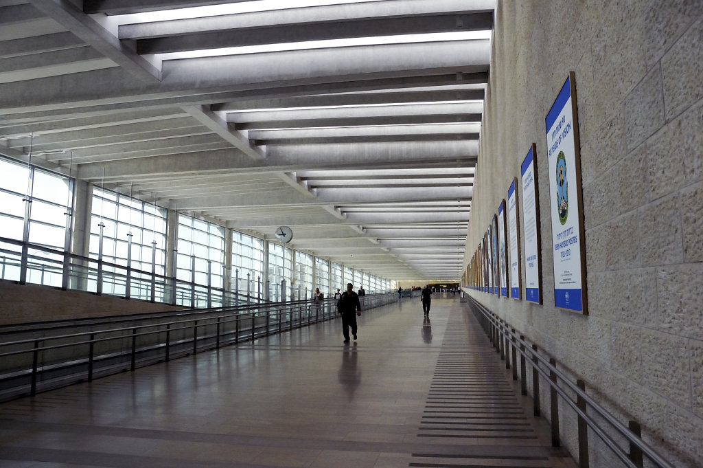 israel – tel aviv - ben gurion airport