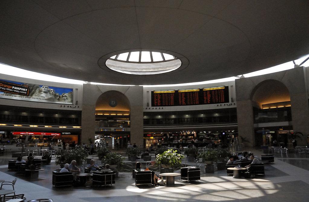 israel – tel aviv - ben gurion airport teil 2