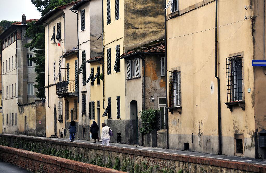 italien- lucca - via del fosso teil 2