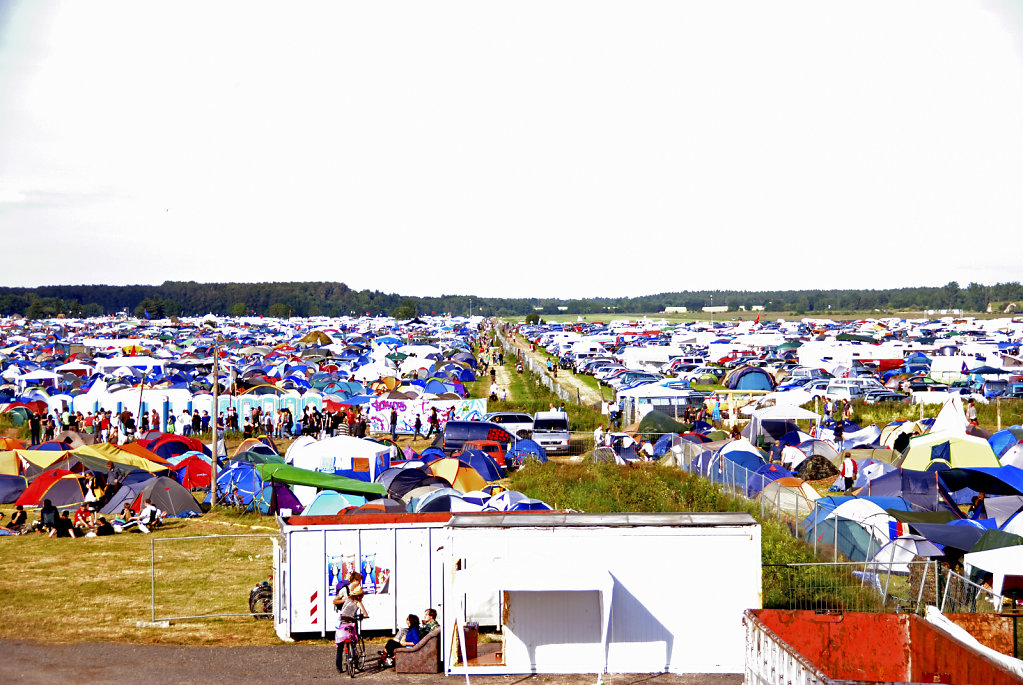 fusion festival 2009 (05) - das camp