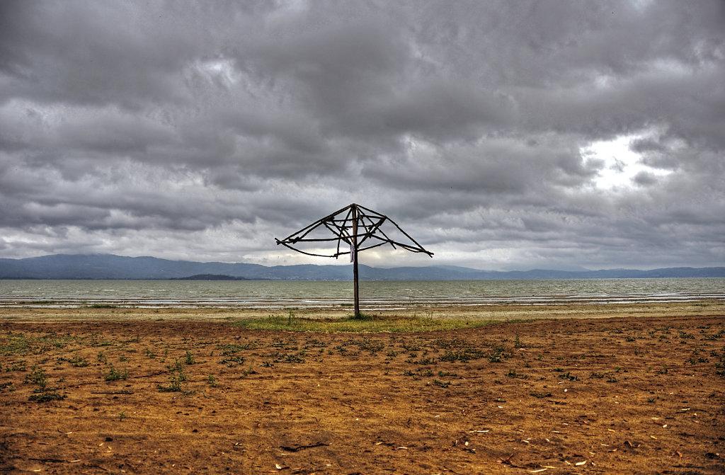 lago trasimeno - am westufer - nachsaison